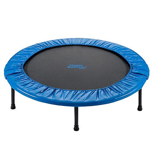 44 po mini trampoline pliable remise en forme