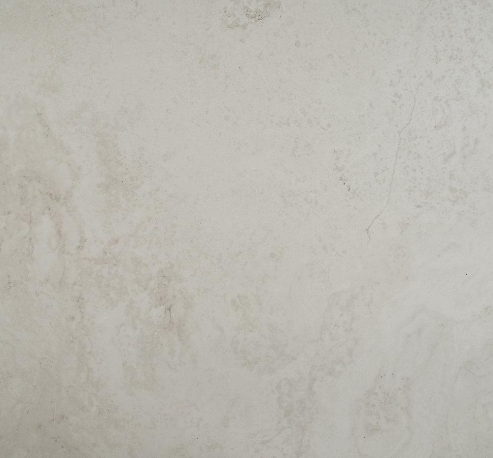 Carreaux de porcelaine polie pour planchers et murs Antico ivoire, 36 po x 36 po, 18 pi2/bte