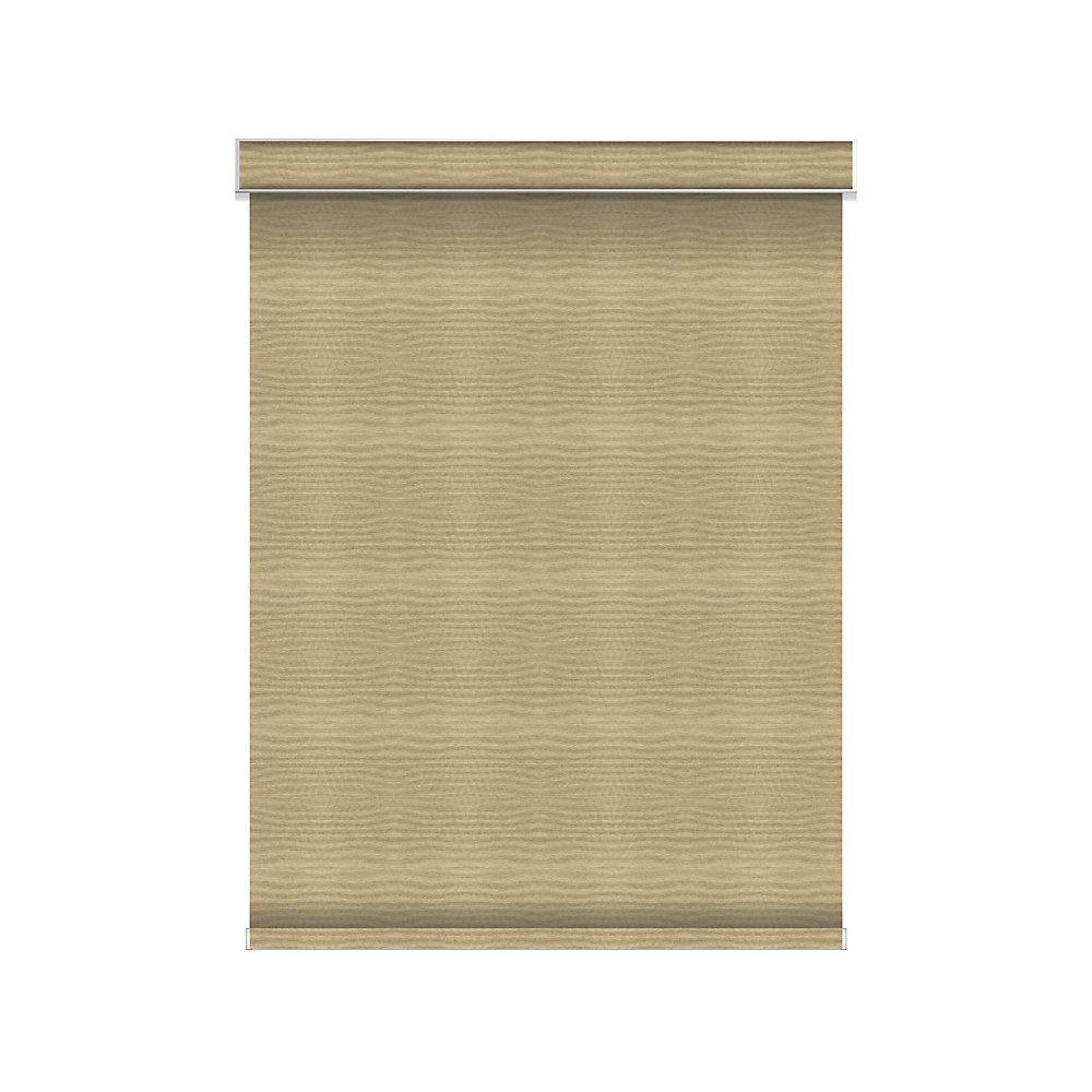 Tissue Opaque Toiles à Rouleau - sans Chaîne avec Cantonnière  - 62.25-po X 60-po