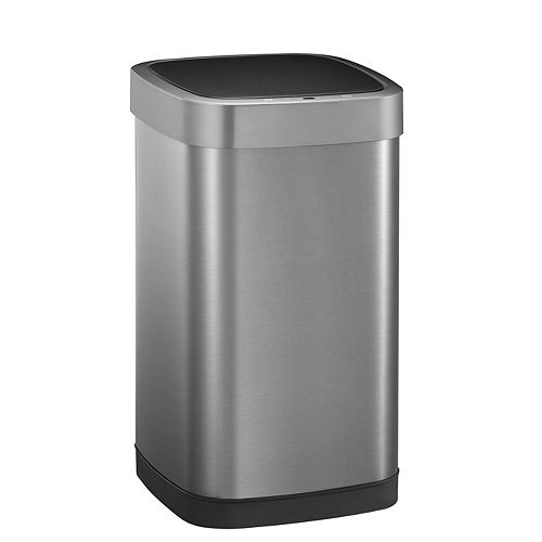 HDX 40L Motion Sensor Trash Can