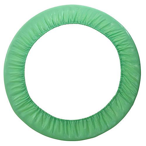 44 po mini-trampoline ronde de remplacement de coussin de sécurité  pour 6 pattes-vert