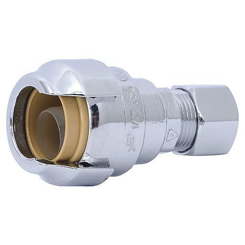 SharkBite Adapter 1/2 Inch Sb X 3/8 Inch Comp