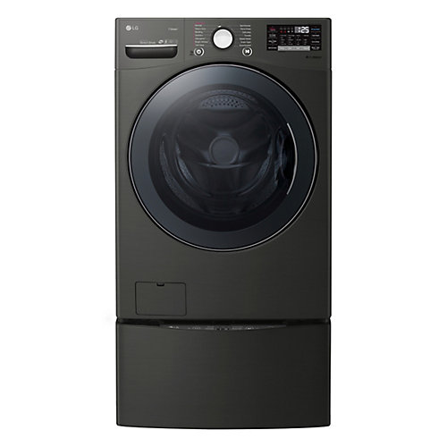 5.2 cu.ft Front Load Washer with TurboWash®