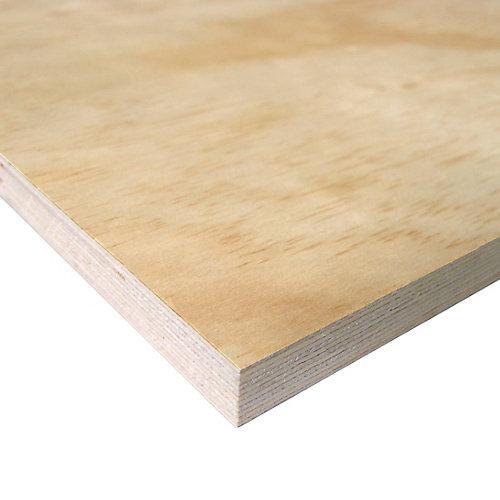 23/32(18mm) 4x8 Radiata Pine Plywood