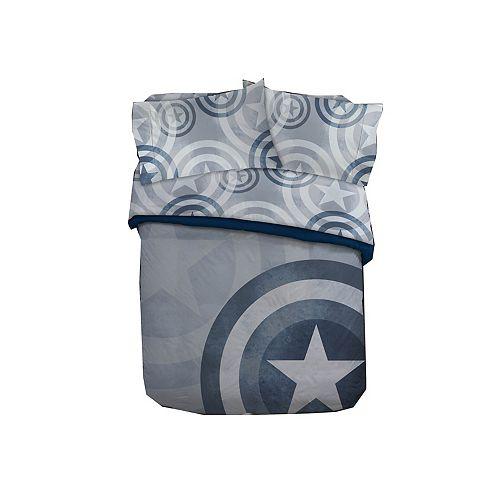 Marvel Adult  Full Duvet Cover