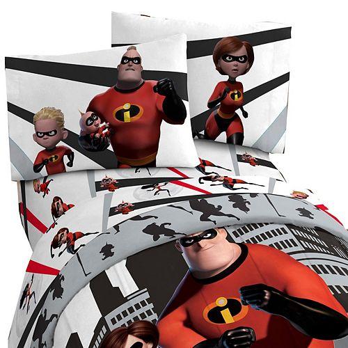 Disney Incredibles 2 Full Sheet Set