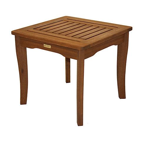 Eucalyptus Accent Table