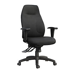 Executive High Back Fabric Office Chair