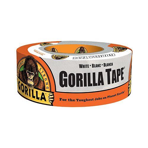 Gorilla White Tape 10 yd