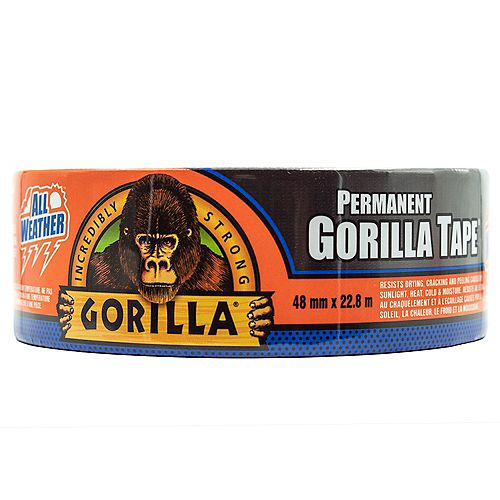 Gorilla All Weather Tape 25 yd