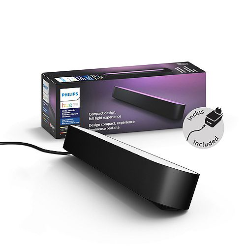 Philips Hue Play Single Kit - Black Finish
