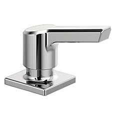 Pivotal Soap/Lotion Dispenser, Chrome