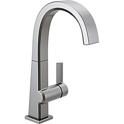 Pivotal Single Handle Bar/Prep Faucet in Arctic Stainless