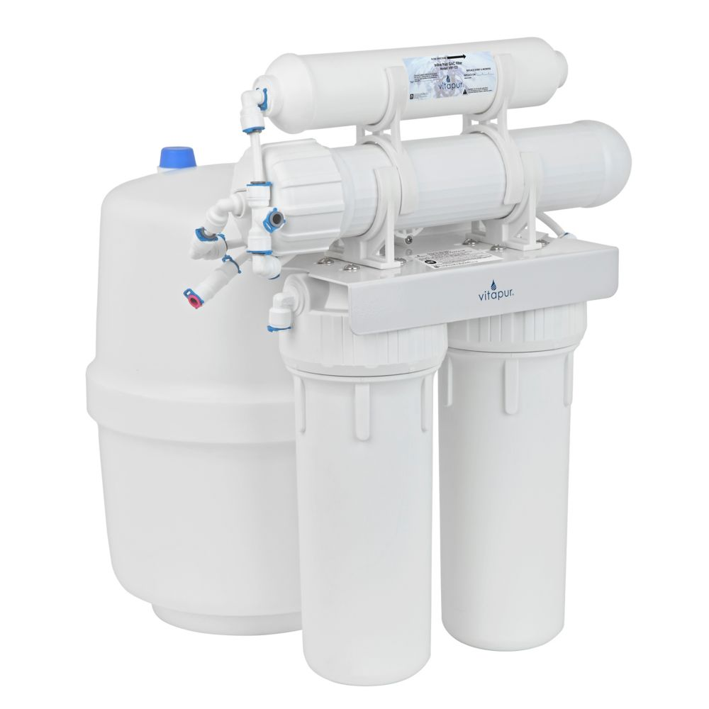 Vitapur VRO-4U Four stage reverse osmosis treatment system