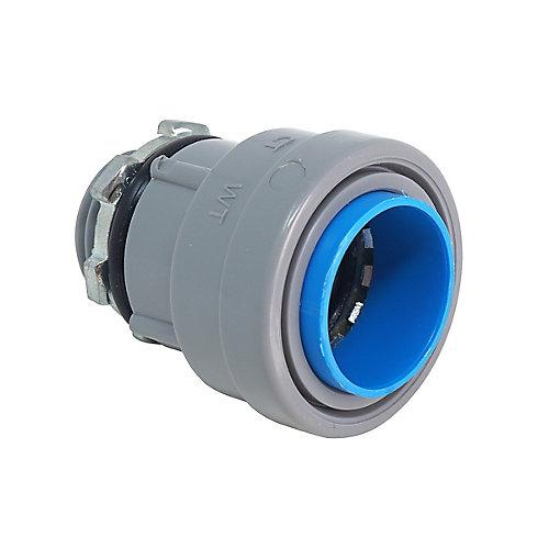 1/2 inch PVC-CIC SIMPush Male Adapter