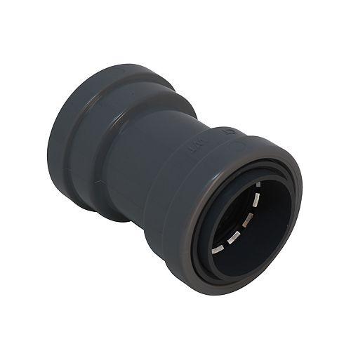 Southwire 1/2 inch Liquid Tight Non-Metallic SIMPush Connector