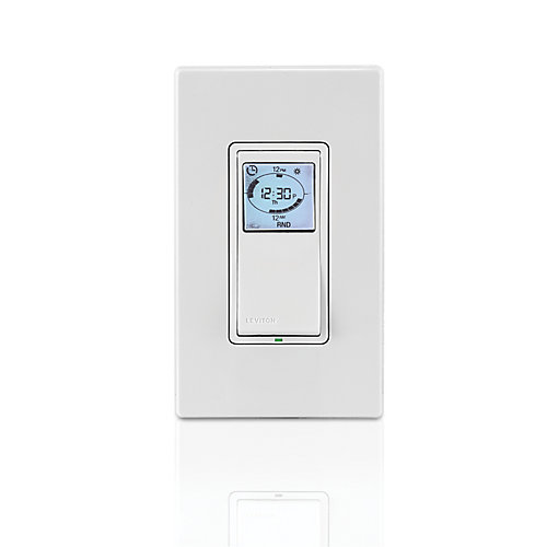 Hardwired Programmable Timer