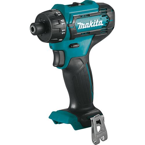 MAKITA 12V MAX CXT 1/4 inch Hex Driver Drill (Tool Only)