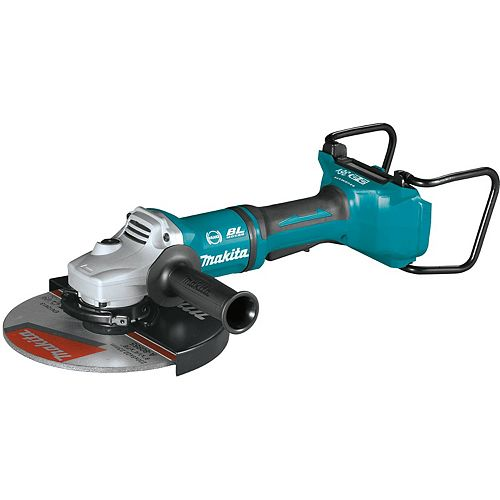 MAKITA 18Vx2 (36V) LXT 9 inch Angle Grinder (Tool Only) w/Bluetooth