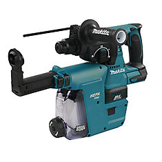 18V LXT Brushless 15/16 inch Rotary Hammer w/DX06 (Tool Only)