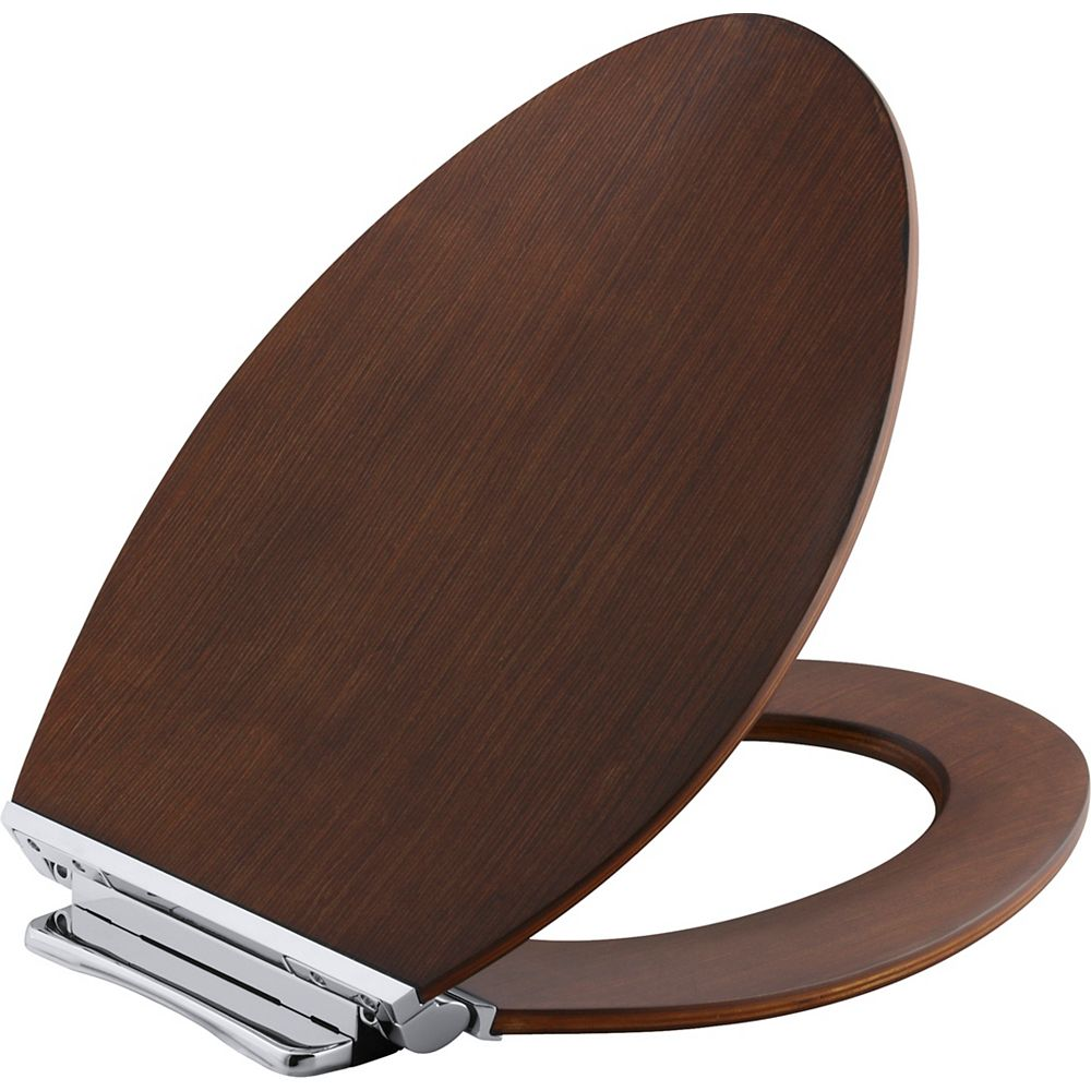 Avantis(R) Quiet-Close(TM) with Grip-Tight Elongated toilet seat
