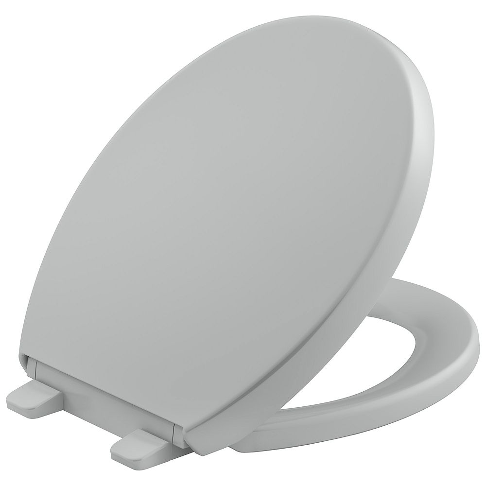 Reveal Round-Front Toilet Seat