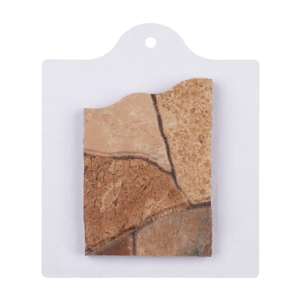Échantillon - Carreau en céramique pour sol/mur Attica Caldera 6 po x 6 po