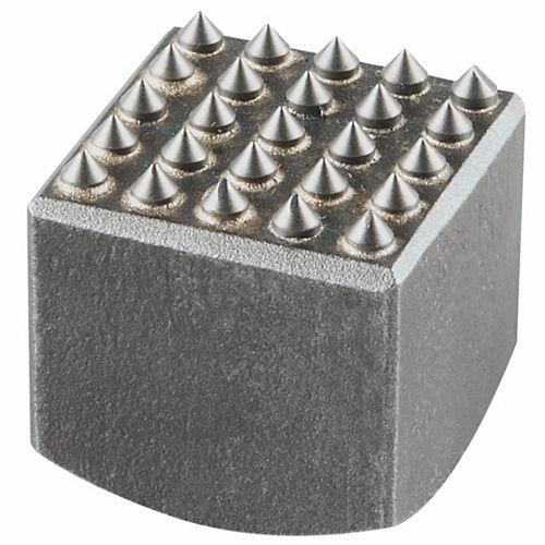 Bosch 2 inch x 2 inch Square 25 Tooth Carbide Bushing Head Hammer Steel