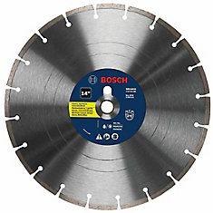 14 inch Standard Segmented Rim Diamond Blade for Universal Rough Cuts