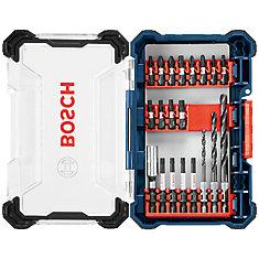 20 pc. Impact Tough Drill Drive Custom Case System Set