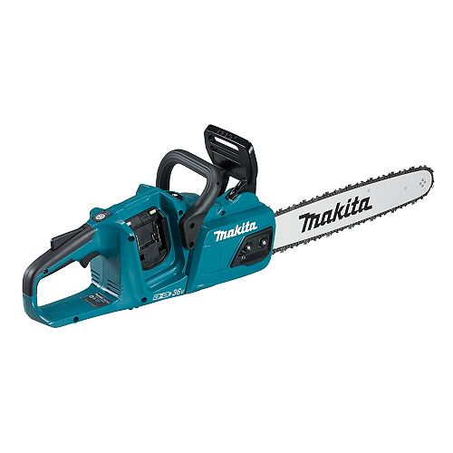 MAKITA 18Vx2 LXT Brushless 16 inch Chainsaw Rear Handle (Tool Only)