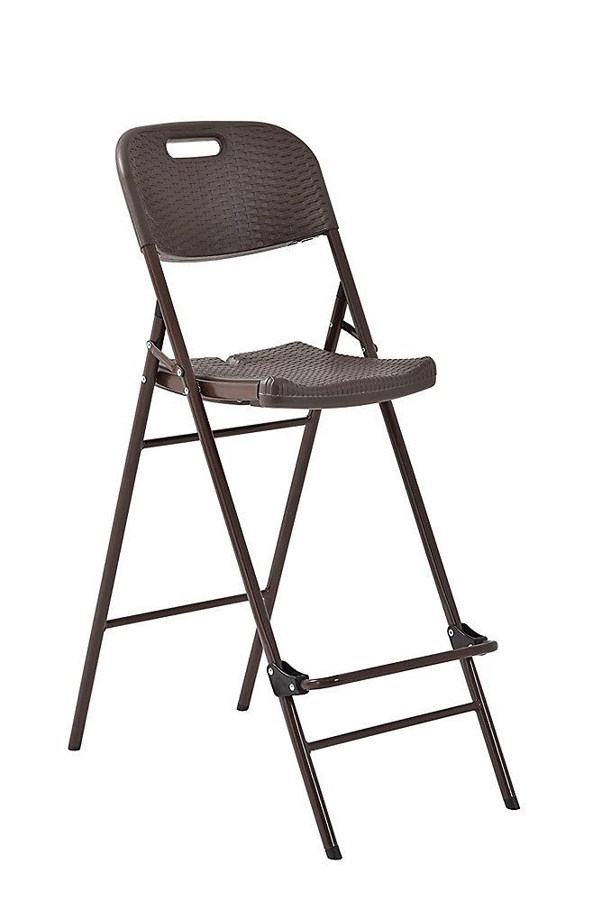 Chaise utilitaire pliante en plastique