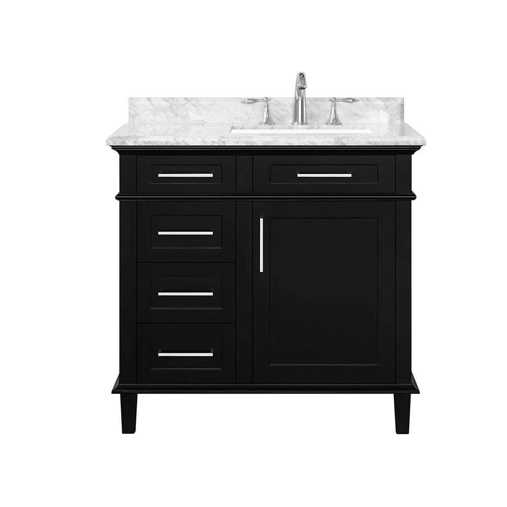 Home Depot Sonoma Vanity: Photo Of Product