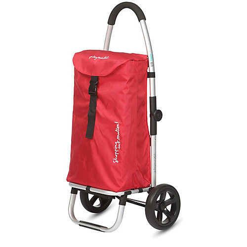 Go Two Compact Shopping Trolley