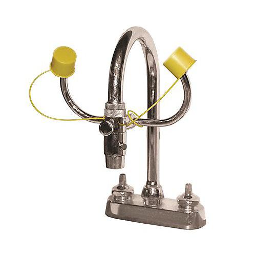 Laboratory Application Faucet Mounted Eyewash