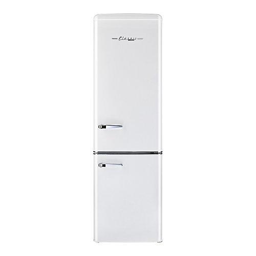 10.0 pi. Cu. 275L Réfrigérateur Solaire à congélateur supérieur compresseur Danfoss/Secop