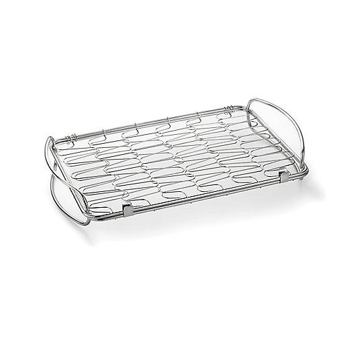 Mini panier Flex Grill, Acier inoxydable