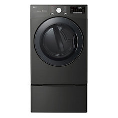 7.4 cu.ft. Capacity Electric Dryer with TurboSteam - ENERGY STAR®