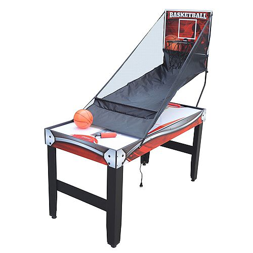 Hathaway Scout 54-in 4-in-1 Multi-Game Table