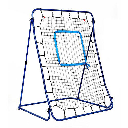 Filet de rebond Carom pour s'entrainer au baseball avec sac de transport