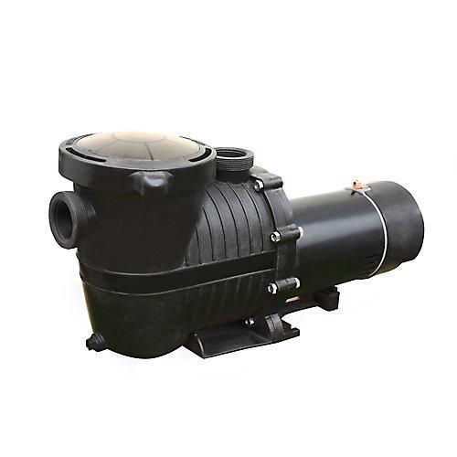 Pro II 1 CV, pompe de piscine creusé à 2 vitesse - 2280-5040 GPH, 115 V