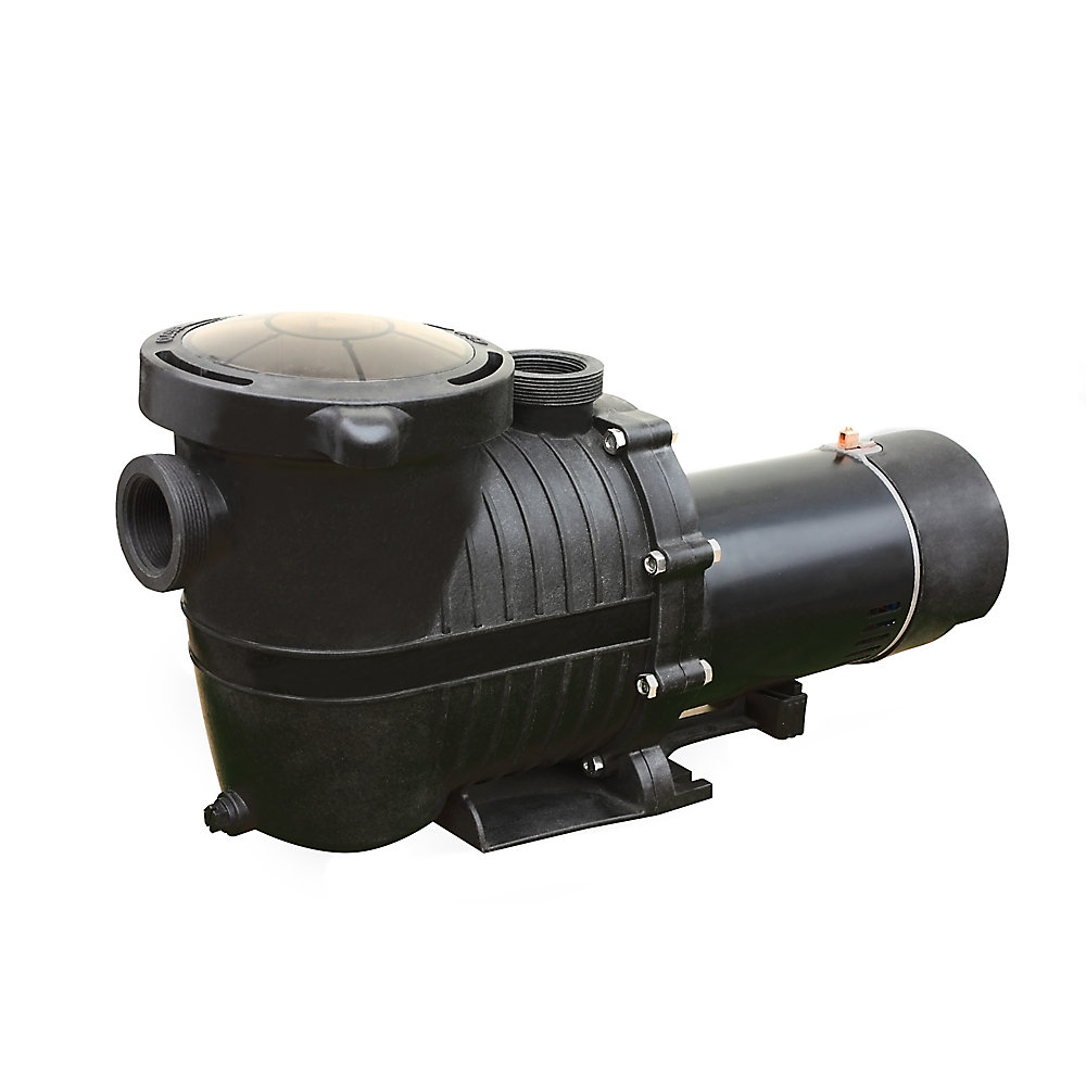 Pro II 2 CV, pompe de piscine creusée 2 vitesses - 2880-6300 GPH, 230V