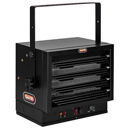 Pro 240 Volt 7500 Watt Electric Garage Heater