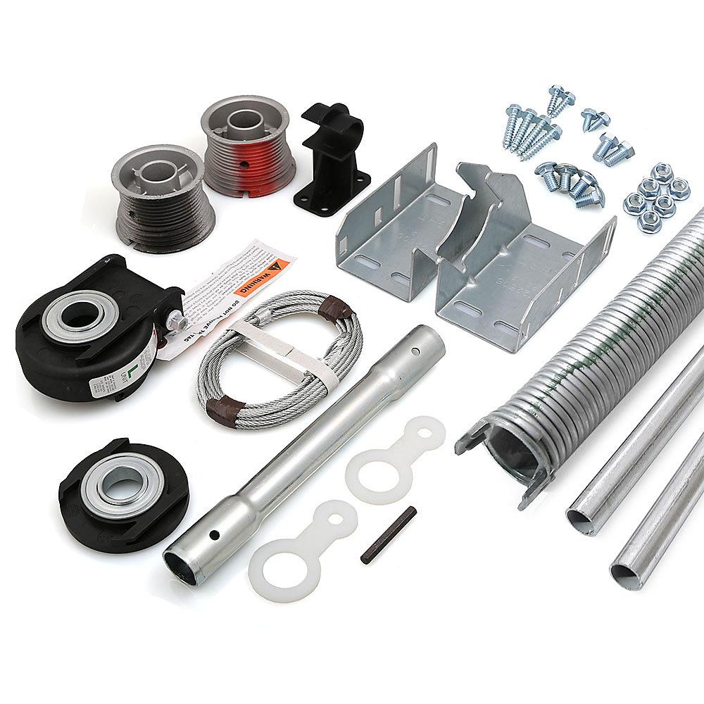 Kit de conversion EZ-Set a Torsion pour porte de garage 16 pi x 7 pi de 191-211 lbs