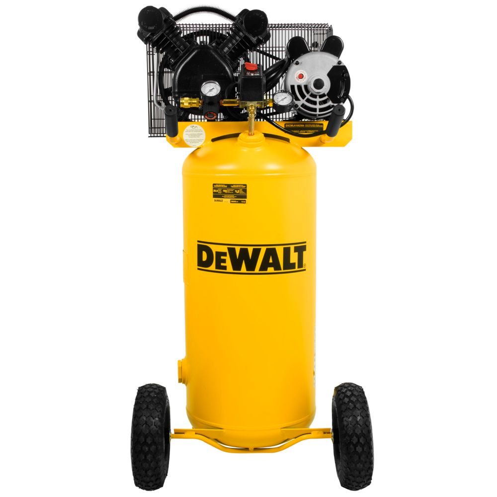 20 Gal. 155 psi Single Stage Portable Electric Air Compressor