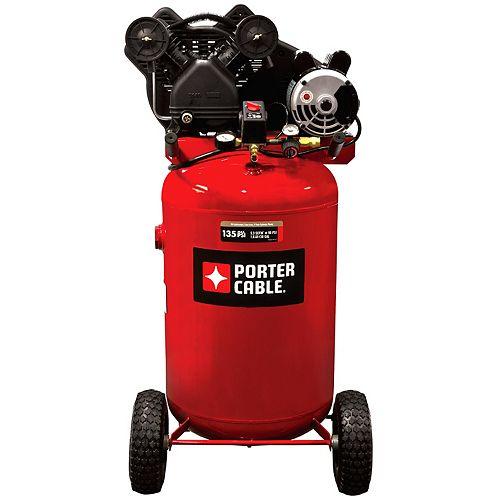 PORTER-CABLE 113.5 L Vertical Portable Air Compressor