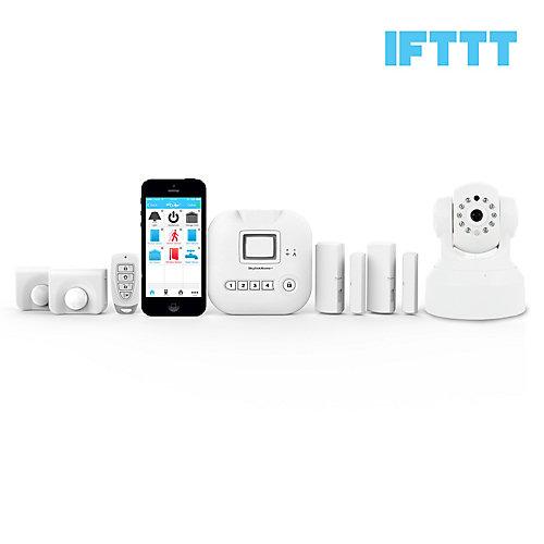 Système d'alarme et de sécurité Net Plus