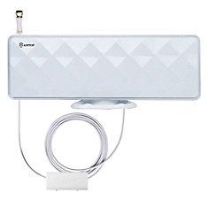 Antenne Intérieur Amplifié HDTV Panneau plat SmartPass de - 50 Miles