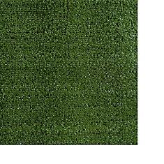 Promo Grass Green 12 ft. x 16 ft. Rectangular Outdoor Area Rug