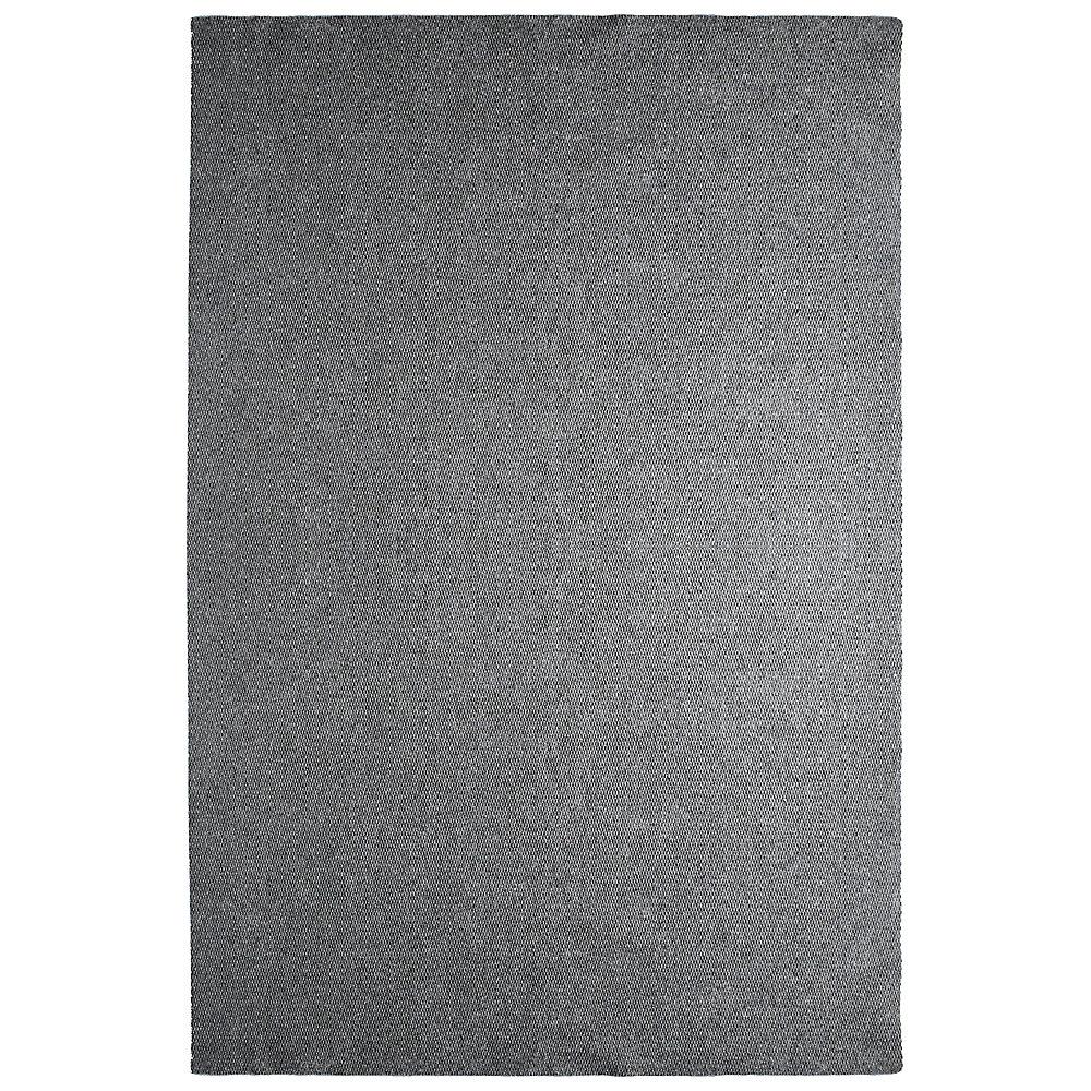 Tapis d'intérieur /extérieur, 6 pi x 12 pi, Solution, gris